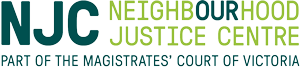 Neighbourhood Justice Centre - logo